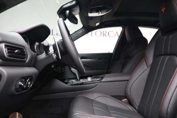 New 2022 Maserati Levante GT for sale $95,965 at Maserati of Greenwich in Greenwich CT 06830 14