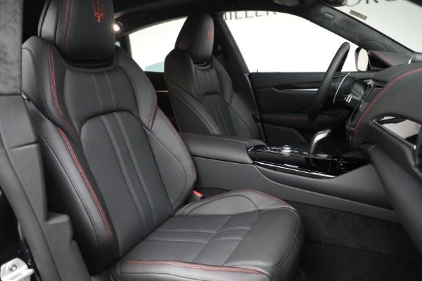 New 2022 Maserati Levante GT for sale $95,965 at Maserati of Greenwich in Greenwich CT 06830 26