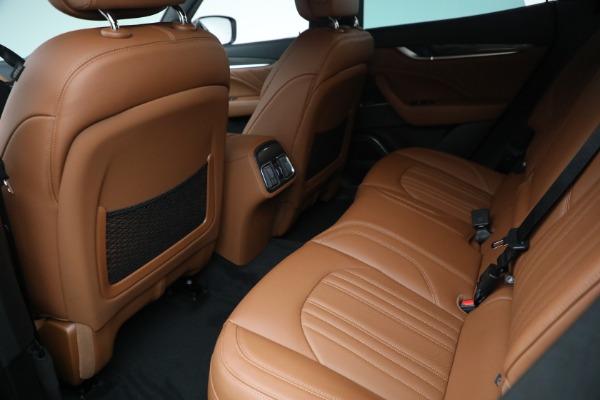 New 2022 Maserati Levante Modena for sale $104,545 at Maserati of Greenwich in Greenwich CT 06830 21