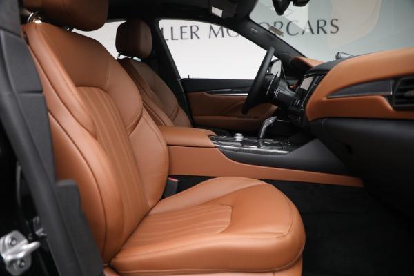 New 2022 Maserati Levante Modena for sale $104,545 at Maserati of Greenwich in Greenwich CT 06830 25