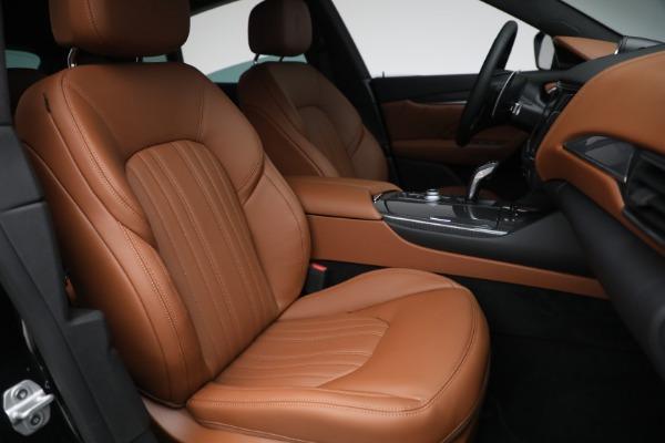 New 2022 Maserati Levante Modena for sale $104,545 at Maserati of Greenwich in Greenwich CT 06830 26