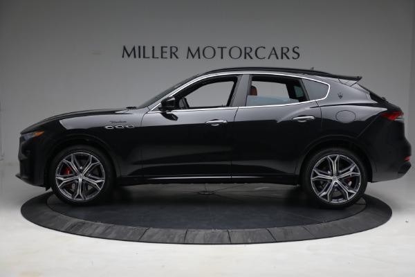 New 2022 Maserati Levante Modena for sale $104,545 at Maserati of Greenwich in Greenwich CT 06830 3