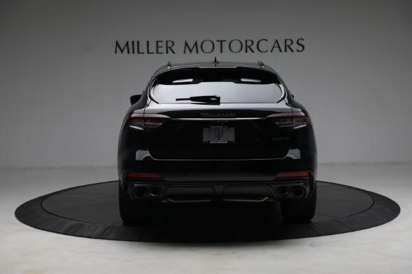 New 2022 Maserati Levante Modena for sale $104,545 at Maserati of Greenwich in Greenwich CT 06830 6