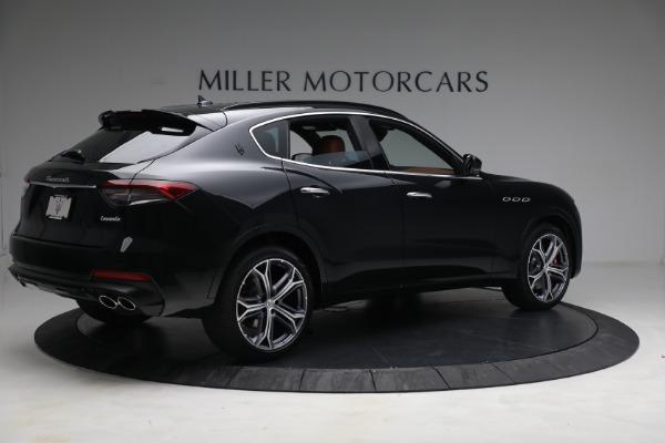 New 2022 Maserati Levante Modena for sale $104,545 at Maserati of Greenwich in Greenwich CT 06830 8