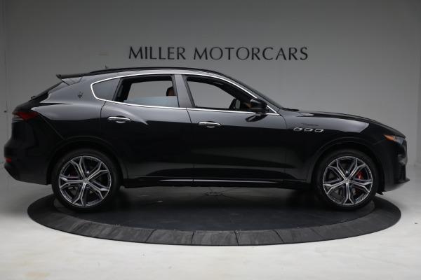 New 2022 Maserati Levante Modena for sale $104,545 at Maserati of Greenwich in Greenwich CT 06830 9