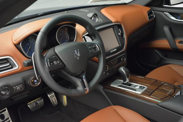 New 2016 Maserati Ghibli S Q4 for sale Sold at Maserati of Greenwich in Greenwich CT 06830 13