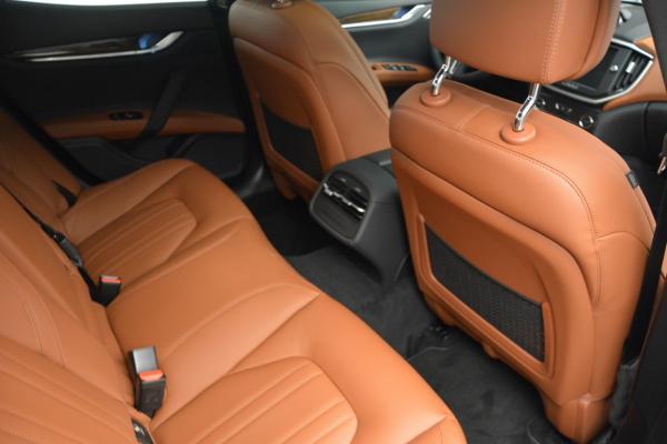 New 2016 Maserati Ghibli S Q4 for sale Sold at Maserati of Greenwich in Greenwich CT 06830 17