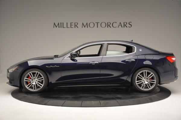 New 2016 Maserati Ghibli S Q4 for sale Sold at Maserati of Greenwich in Greenwich CT 06830 3