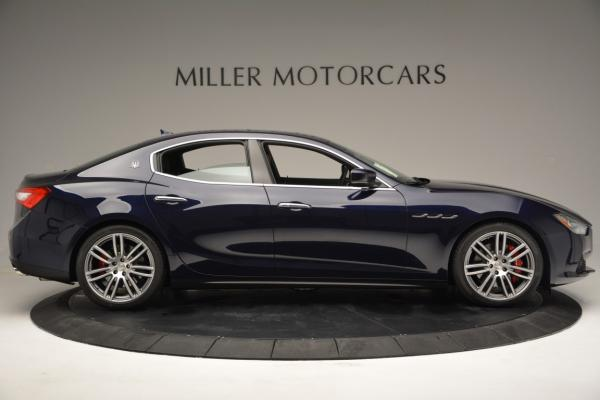 New 2016 Maserati Ghibli S Q4 for sale Sold at Maserati of Greenwich in Greenwich CT 06830 9