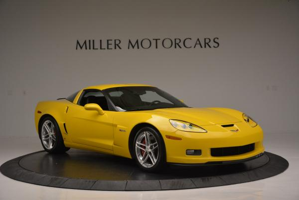 Used 2006 Chevrolet Corvette Z06 Hardtop for sale Sold at Maserati of Greenwich in Greenwich CT 06830 10