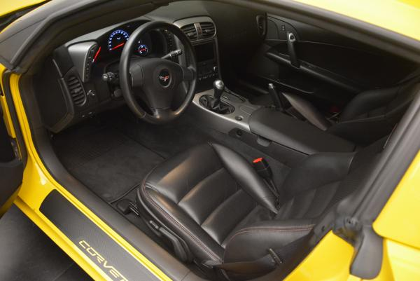 Used 2006 Chevrolet Corvette Z06 Hardtop for sale Sold at Maserati of Greenwich in Greenwich CT 06830 11