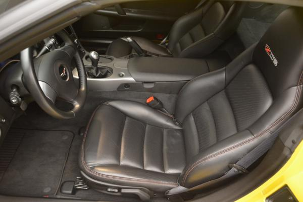 Used 2006 Chevrolet Corvette Z06 Hardtop for sale Sold at Maserati of Greenwich in Greenwich CT 06830 13