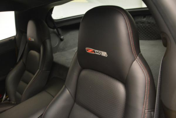 Used 2006 Chevrolet Corvette Z06 Hardtop for sale Sold at Maserati of Greenwich in Greenwich CT 06830 14