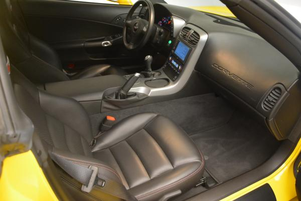 Used 2006 Chevrolet Corvette Z06 Hardtop for sale Sold at Maserati of Greenwich in Greenwich CT 06830 15