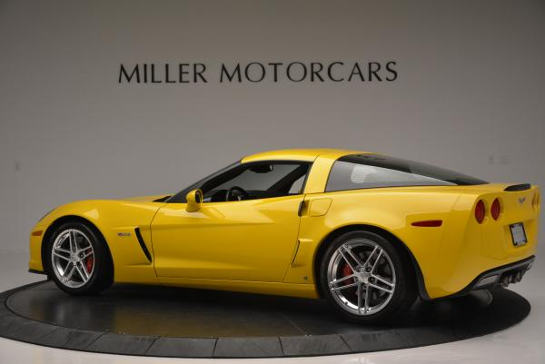 Used 2006 Chevrolet Corvette Z06 Hardtop for sale Sold at Maserati of Greenwich in Greenwich CT 06830 4