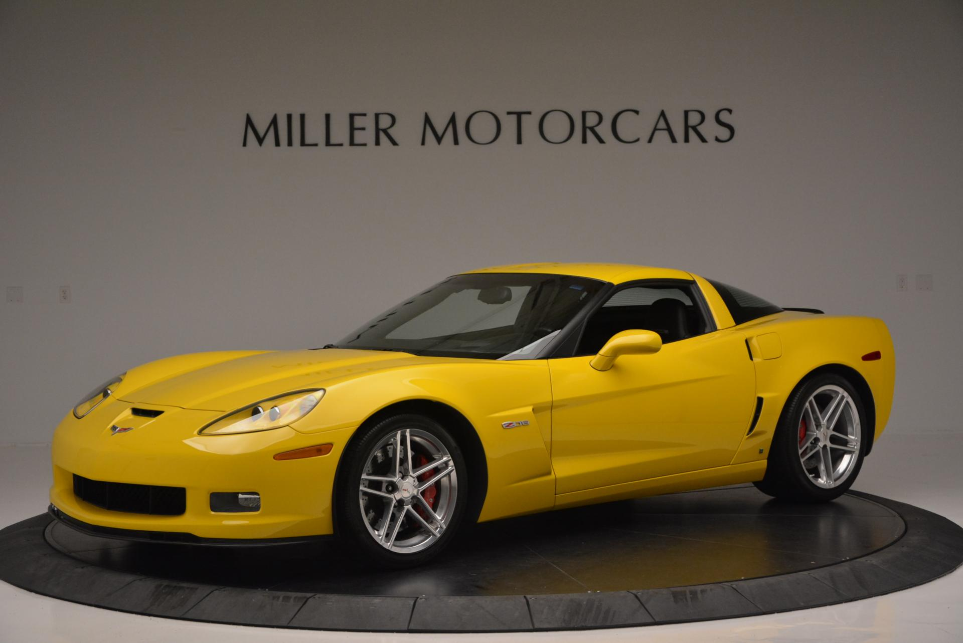 Used 2006 Chevrolet Corvette Z06 Hardtop for sale Sold at Maserati of Greenwich in Greenwich CT 06830 1