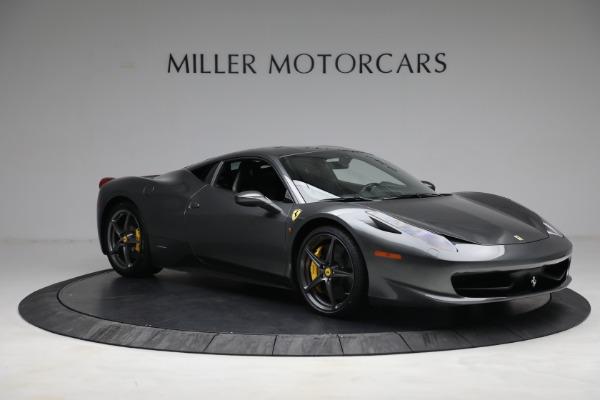 Used 2011 Ferrari 458 Italia for sale $229,900 at Maserati of Greenwich in Greenwich CT 06830 10