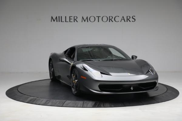 Used 2011 Ferrari 458 Italia for sale $229,900 at Maserati of Greenwich in Greenwich CT 06830 11