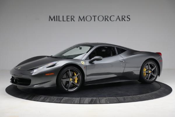 Used 2011 Ferrari 458 Italia for sale $229,900 at Maserati of Greenwich in Greenwich CT 06830 2