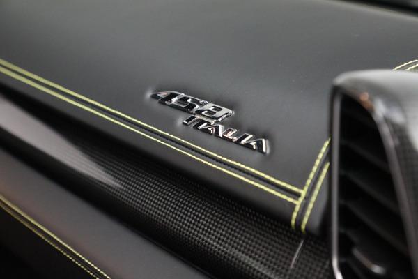 Used 2011 Ferrari 458 Italia for sale $229,900 at Maserati of Greenwich in Greenwich CT 06830 23
