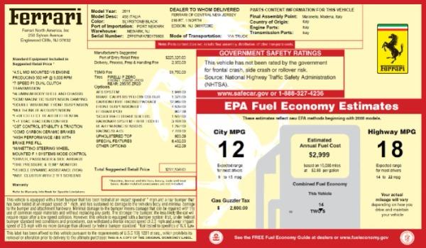 Used 2011 Ferrari 458 Italia for sale $229,900 at Maserati of Greenwich in Greenwich CT 06830 25