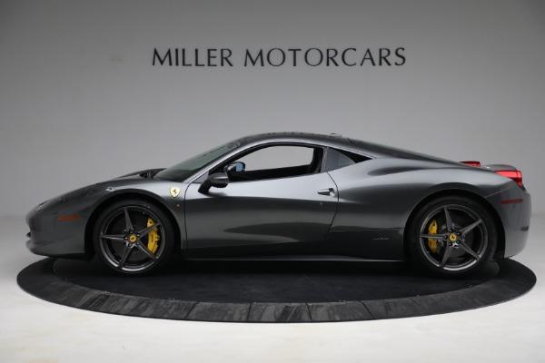 Used 2011 Ferrari 458 Italia for sale $229,900 at Maserati of Greenwich in Greenwich CT 06830 3