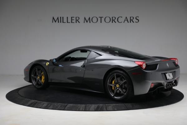 Used 2011 Ferrari 458 Italia for sale $229,900 at Maserati of Greenwich in Greenwich CT 06830 4