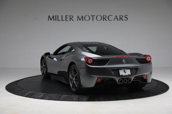 Used 2011 Ferrari 458 Italia for sale $229,900 at Maserati of Greenwich in Greenwich CT 06830 5