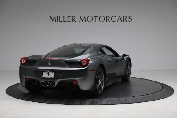 Used 2011 Ferrari 458 Italia for sale $229,900 at Maserati of Greenwich in Greenwich CT 06830 7