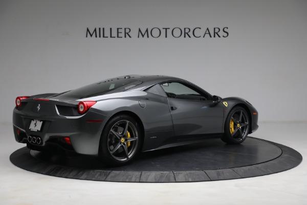 Used 2011 Ferrari 458 Italia for sale $229,900 at Maserati of Greenwich in Greenwich CT 06830 8