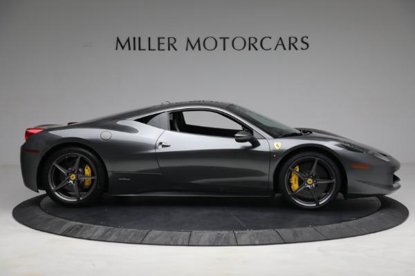 Used 2011 Ferrari 458 Italia for sale $229,900 at Maserati of Greenwich in Greenwich CT 06830 9