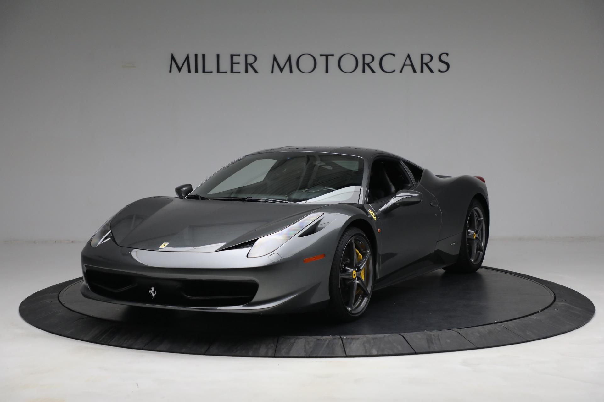 Used 2011 Ferrari 458 Italia for sale $229,900 at Maserati of Greenwich in Greenwich CT 06830 1