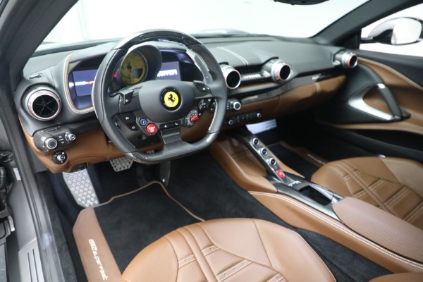 Used 2018 Ferrari 812 Superfast for sale Call for price at Maserati of Greenwich in Greenwich CT 06830 13