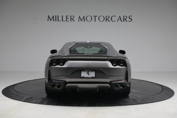 Used 2018 Ferrari 812 Superfast for sale Call for price at Maserati of Greenwich in Greenwich CT 06830 6