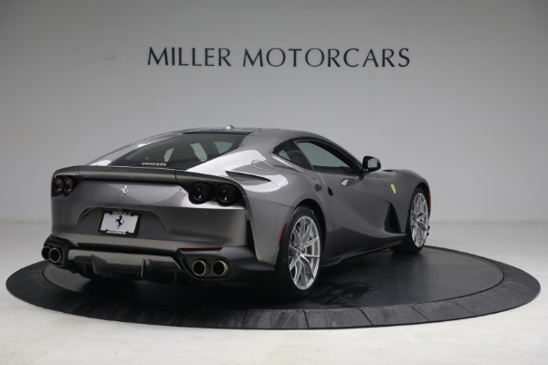 Used 2018 Ferrari 812 Superfast for sale Call for price at Maserati of Greenwich in Greenwich CT 06830 7