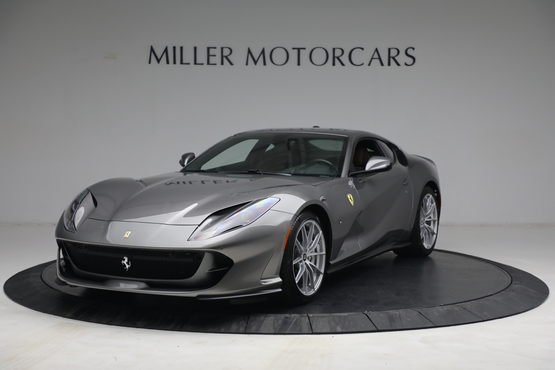 Used 2018 Ferrari 812 Superfast for sale Call for price at Maserati of Greenwich in Greenwich CT 06830 1