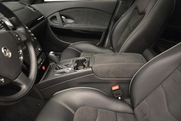 Used 2011 Maserati Quattroporte Sport GT S for sale Sold at Maserati of Greenwich in Greenwich CT 06830 15