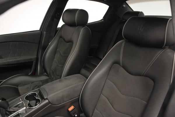 Used 2011 Maserati Quattroporte Sport GT S for sale Sold at Maserati of Greenwich in Greenwich CT 06830 16