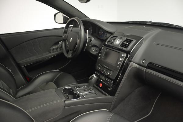 Used 2011 Maserati Quattroporte Sport GT S for sale Sold at Maserati of Greenwich in Greenwich CT 06830 22