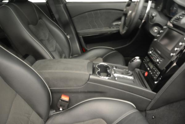Used 2011 Maserati Quattroporte Sport GT S for sale Sold at Maserati of Greenwich in Greenwich CT 06830 23