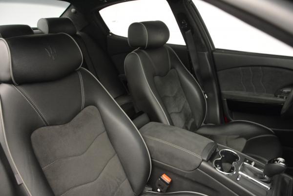 Used 2011 Maserati Quattroporte Sport GT S for sale Sold at Maserati of Greenwich in Greenwich CT 06830 24
