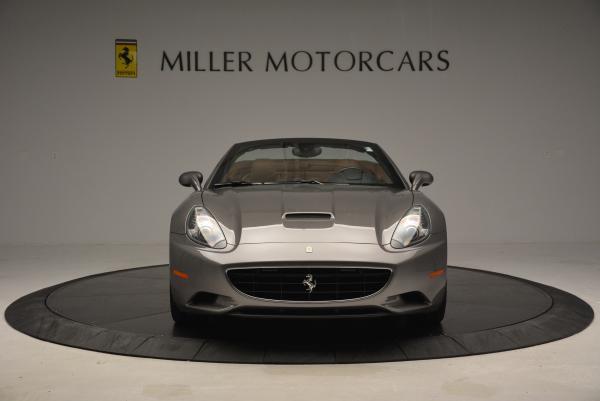 Used 2012 Ferrari California for sale Sold at Maserati of Greenwich in Greenwich CT 06830 12