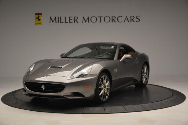 Used 2012 Ferrari California for sale Sold at Maserati of Greenwich in Greenwich CT 06830 13