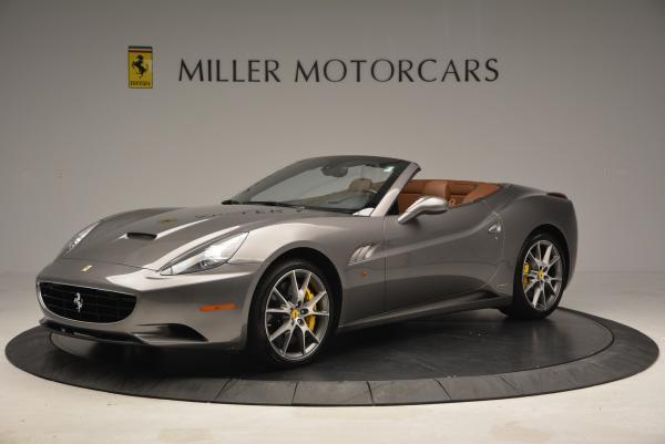 Used 2012 Ferrari California for sale Sold at Maserati of Greenwich in Greenwich CT 06830 2