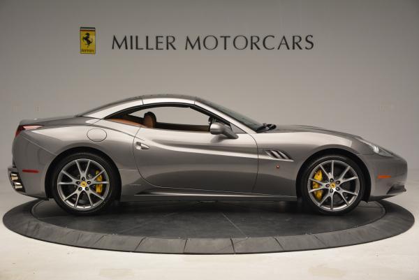 Used 2012 Ferrari California for sale Sold at Maserati of Greenwich in Greenwich CT 06830 21