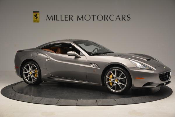 Used 2012 Ferrari California for sale Sold at Maserati of Greenwich in Greenwich CT 06830 22