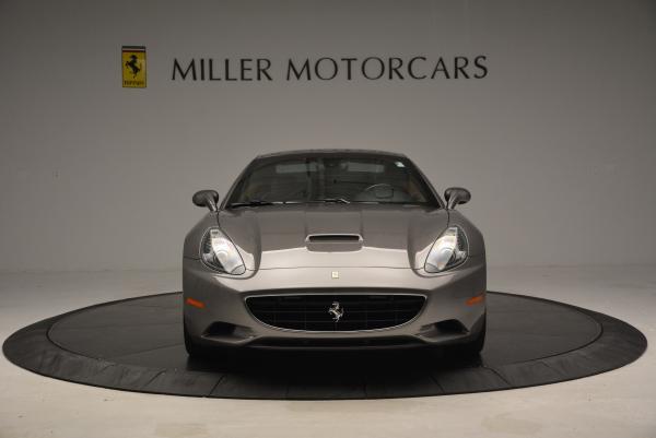 Used 2012 Ferrari California for sale Sold at Maserati of Greenwich in Greenwich CT 06830 24