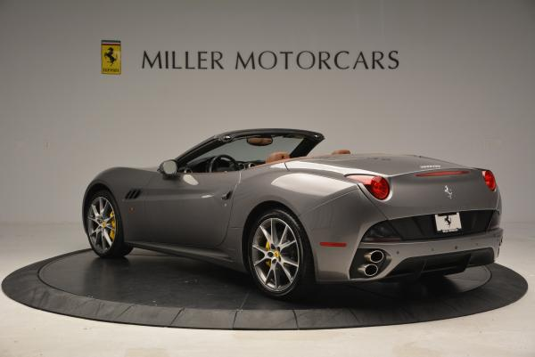 Used 2012 Ferrari California for sale Sold at Maserati of Greenwich in Greenwich CT 06830 5