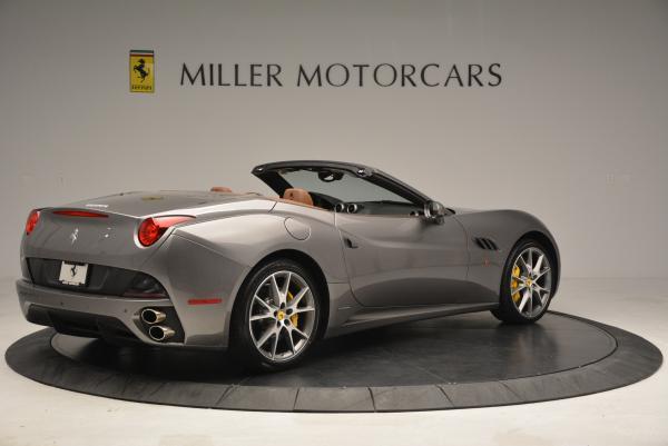 Used 2012 Ferrari California for sale Sold at Maserati of Greenwich in Greenwich CT 06830 8