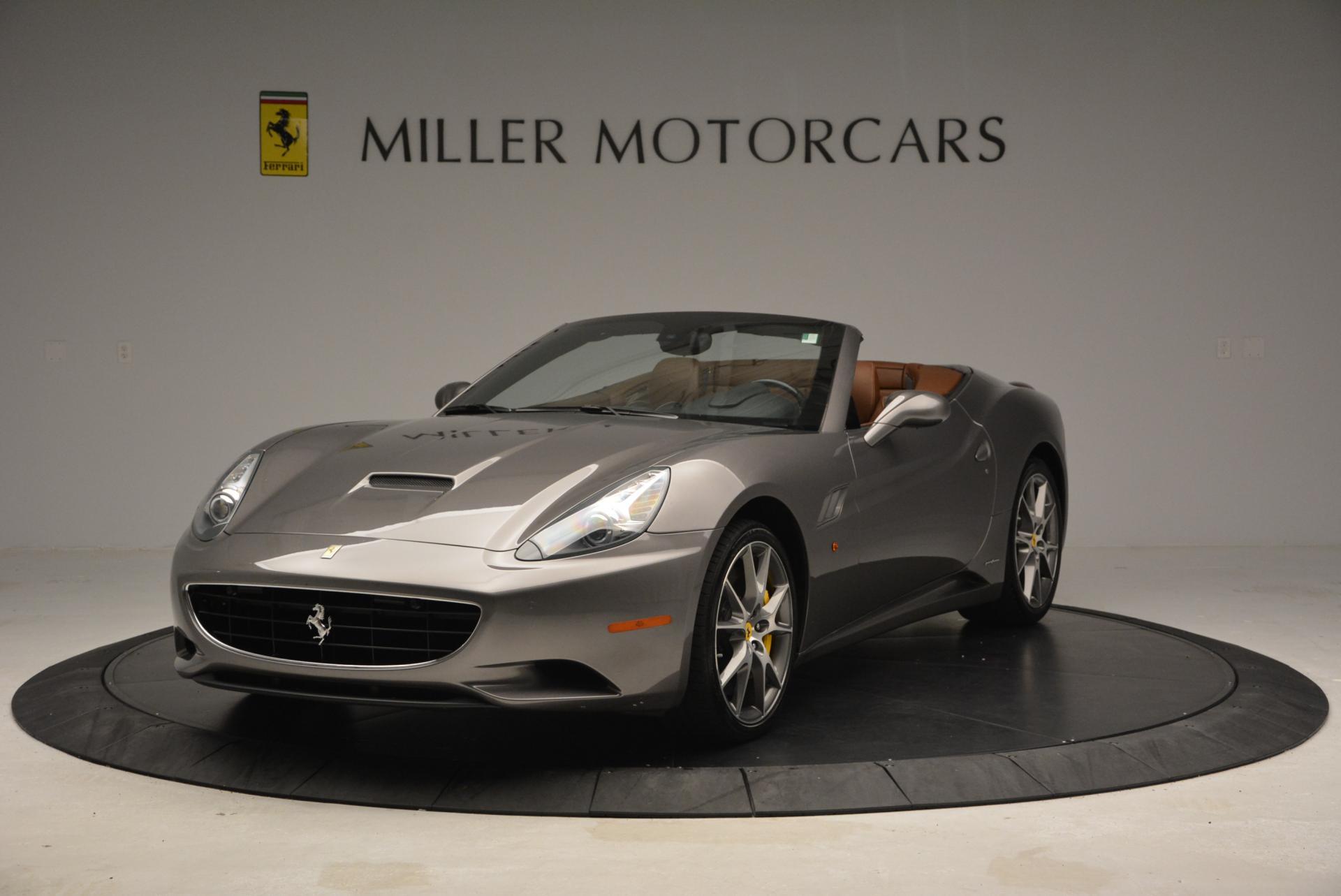 Used 2012 Ferrari California for sale Sold at Maserati of Greenwich in Greenwich CT 06830 1
